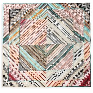 💕HP💕Missoni geometric print silk scarf